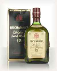 Buchanan's De Luxe 12 Year Old - 1970s
