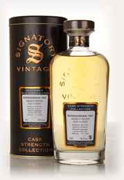 Bunnahabhain 13 Year Old 1997 Casks 5781 + 5782 - Cask Strength Collection (Signatory)