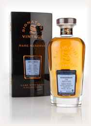 Bunnahabhain 42 Year Old 1973 (cask 12145) - Cask Strength Collection Rare Reserve (Signatory)