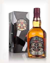 Chivas Regal 12 Year Old - 'Made for Gentlemen' by Patrick Grant