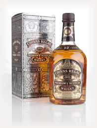 Chivas Regal 12 Year Old (Old Bottling)