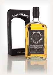 Cragganmore 22 Year Old 1993 - Small Batch (WM Cadenhead) 3cl Sample
