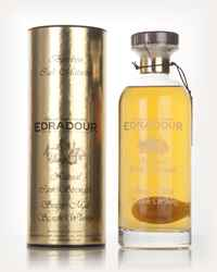Edradour 10 Year Old 2006 (1st Release) Bourbon Cask Matured Natural Cask Strength - Ibisco Decanter