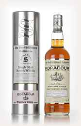 Edradour 10 Year Old 2006 (cask 382) - Un-Chillfiltered Collection (Signatory)