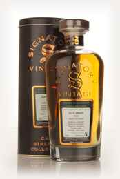 Glen Grant 19 Year Old 1992 Cask 55402 - Cask Strength Collection (Signatory)