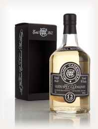 Glen Spey 12 Year Old 2001 - Small Batch (WM Cadenhead)