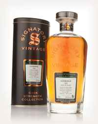 Glenburgie 26Year Old 1983 Cask 9813 - Cask Strength Collection (Signatory)