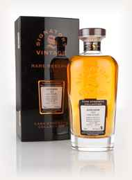 Glencadam 43 Year Old 1972 (cask 7820) - Cask Strength Collection Rare Reserve (Signatory)