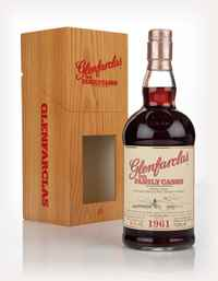 Glenfarclas Family Cask 1961 Autumn 2013 Release 3cl Sample