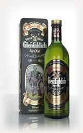 "Glenfiddich ""Clan Macpherson"" - Clans of the Highlands - 1980s"
