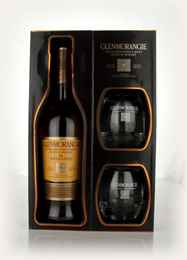 Glenmorangie 10 Year Old - The Original with Glasses