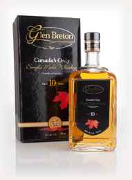 Glen Breton Rare 10 Year Old (40%) 3cl Sample