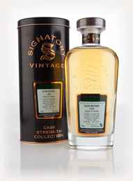 Glenrothes 25 Year Old 1990 (cask 19014) - Cask Strength Collection (Signatory) 3cl Sample