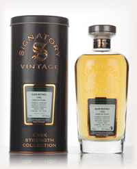 Glenrothes 26 Year Old 1990 (cask 19020) - Cask Strength Collection (Signatory)