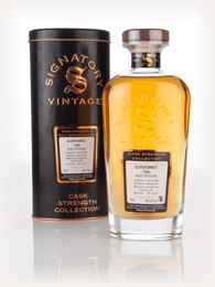 Glenturret 29 Year Old 1986 (cask 299) - Cask Strength Collection (Signatory) 3cl Sample