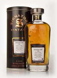 Highland Park 20 Year Old 1990 Cask 15699 - Cask Strength Collection (Signatory)