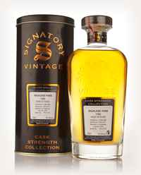 Highland Park 24 Year Old 1986 Cask 2276 - Cask Strength Collection (Signatory)