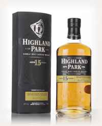 Highland Park 15 Year Old 3cl Sample