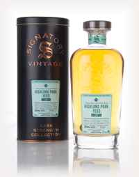 Highland Park 24 Year Old 1990 (cask 15706) - Cask Strength Collection (La Maison du Whisky)