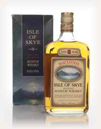 Ian Macleod's Isle of Skye Blended Scotch Whisky - 1980s + Box