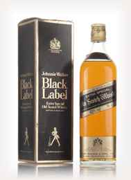 Johnnie Walker Black Label Extra Special - 1980s