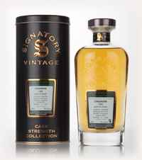 Longmorn 25 Year Old 1990 (cask 8579) - Cask Strength Collection (Signatory)