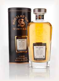 Port Dundas 24 Year Old 1991 (cask 50400) - Cask Strength Collection (Signatory) 3cl Sample