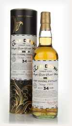 Port Dundas 34 Year Old 1978 Cask 9079 - The Clan Denny (Douglas Laing)