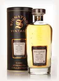 Royal Lochnagar 20 Year Old 1991 Cask 374 - Cask Strength Collection (Signatory)