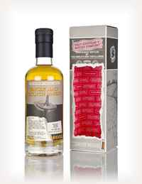 Speyside 15 Year Old (That Boutique-y Whisky Company)