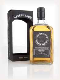 Strathmill 23 Year Old 1992 (bottled 2015) - Small Batch (WM Cadenhead) 3cl Sample