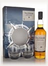 Talisker 10 Year Old and Glasses Atlantic Challenge Gift Pack