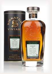 Glenlivet 32 Year Old 1981 (cask 10973) - Cask Strength Collection (Signatory)
