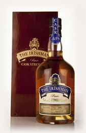 The Irishman Rare Cask Strength 2010 Edition