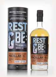Macallan 15 Year Old (Rest & Be Thankful) 3cl Sample