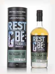 Macallan 1989 (bottled 2016) (Rest & Be Thankful)
