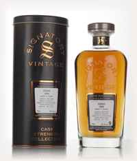 Ledaig 11 Year Old 2005 (cask 900156) - Cask Strength Collection (Signatory)