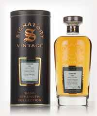 Tormore 23 Year Old 1992 (casks 5690 & 5691) - Cask Strength Collection (Signatory)