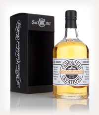 Light Creamy Vanilla 17 Year Old - Cadenhead Creations 3cl Sample