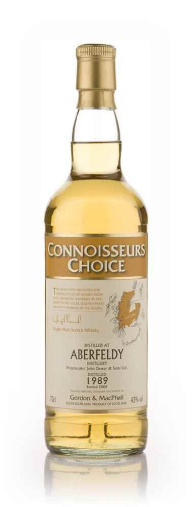 Aberfeldy 1989 - Connoisseurs Choice (Gordon and MacPhail)