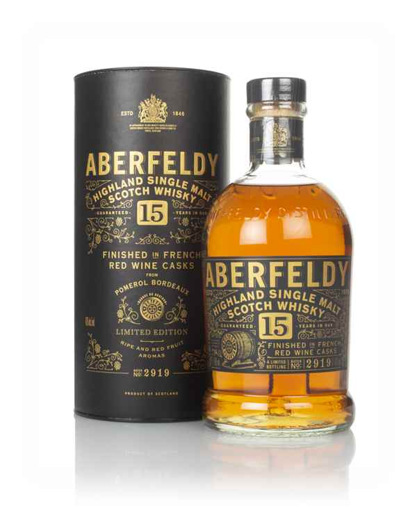 Aberfeldy 15 Year Old