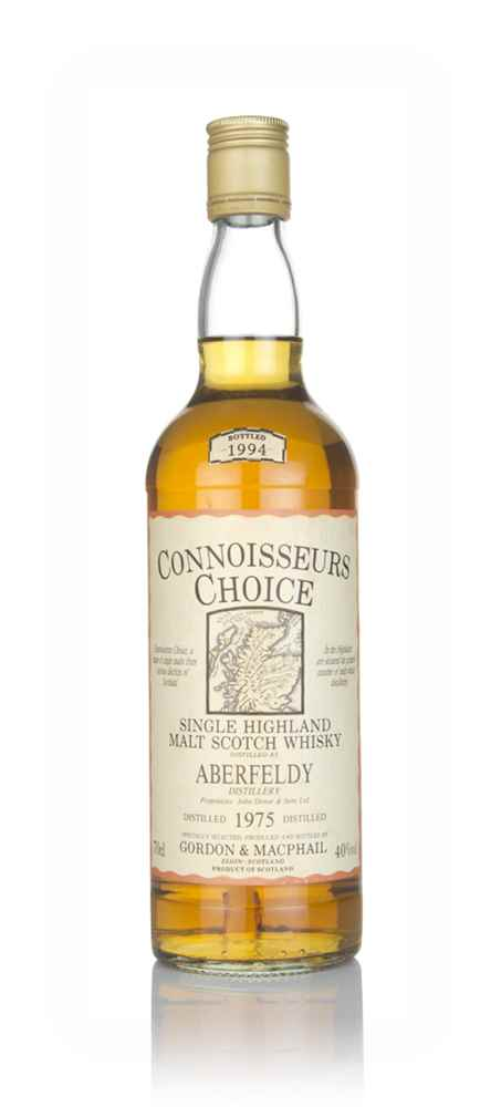 Aberfeldy 1975 (bottled 1994) - Connoisseurs Choice (Gordon & MacPhail)
