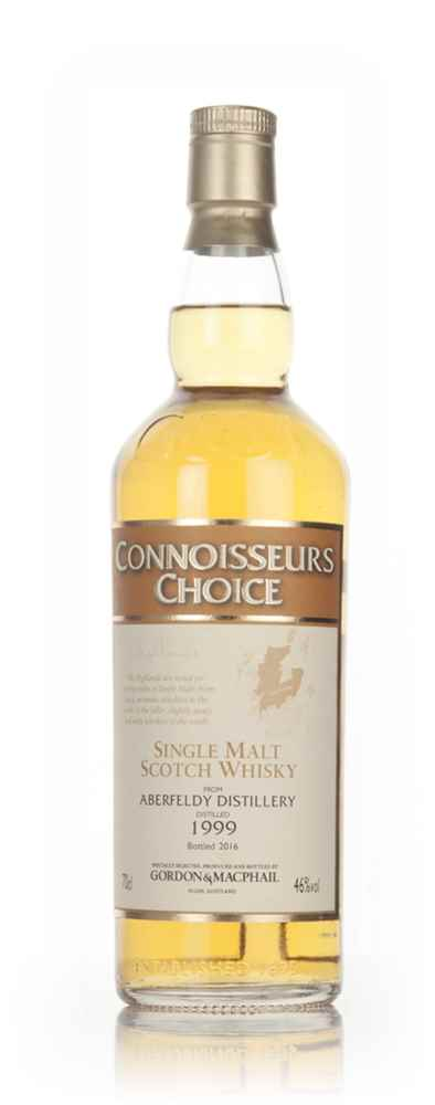 Aberfeldy 1999 (bottled 2016) - Connoisseurs Choice (Gordon & MacPhail)