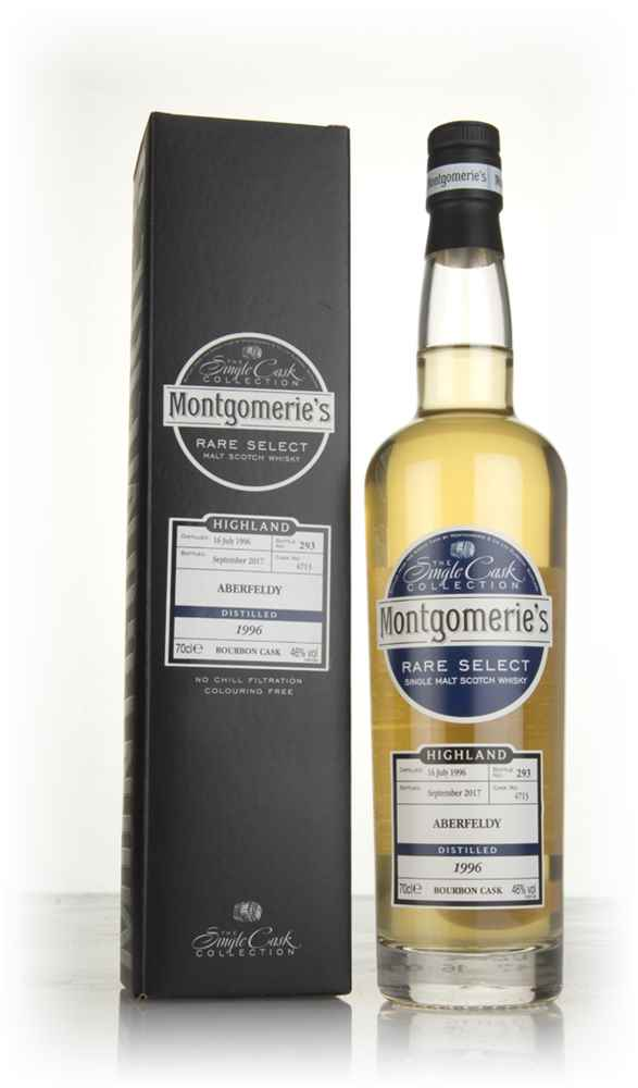 Aberfeldy 21 Year Old 1996 (cask 4713) - Rare Select (Montgomerie's)