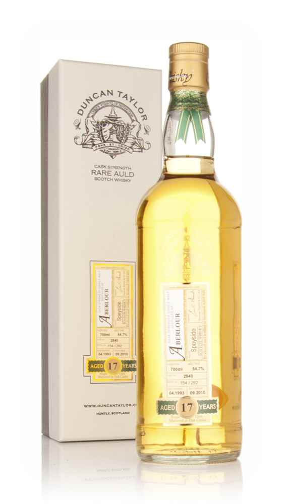 Aberlour 17 Year Old 1993 - Rare Auld (Duncan Taylor)