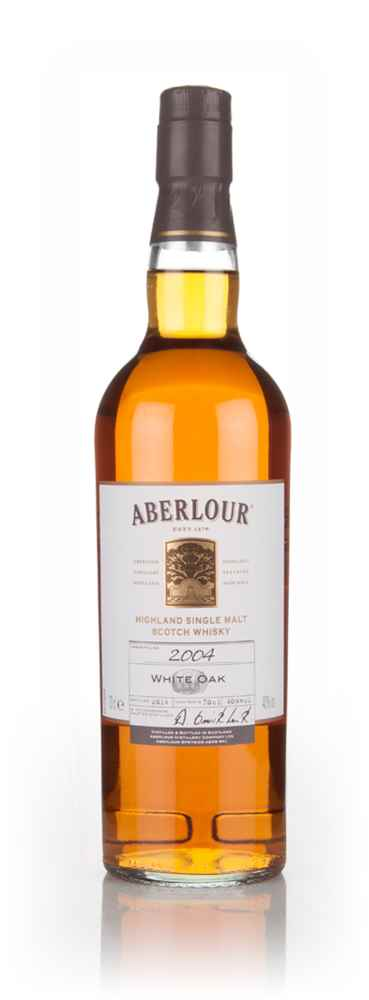 Aberlour 2004 - White Oak Cask Maturation