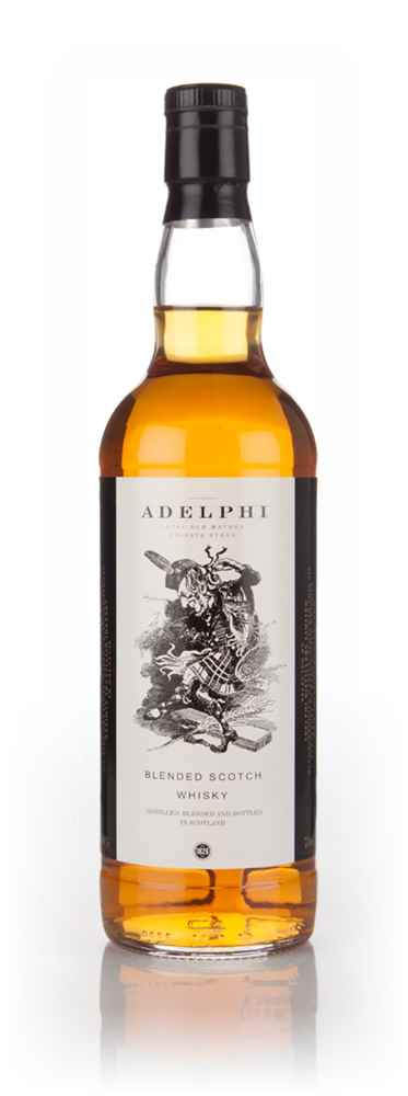 Adelphi Blended Scotch Whisky