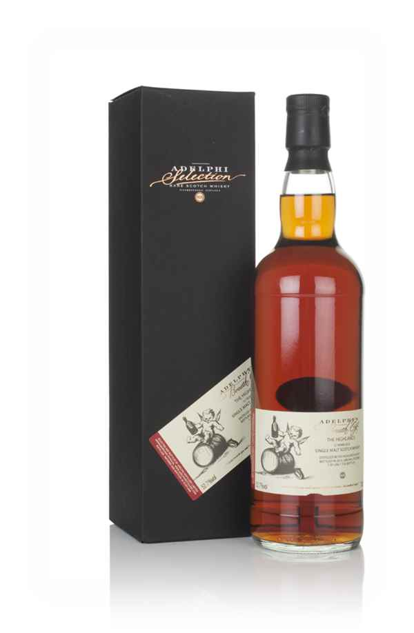 Breath Of The Highlands 12 Year Old 2007 (Adelphi)