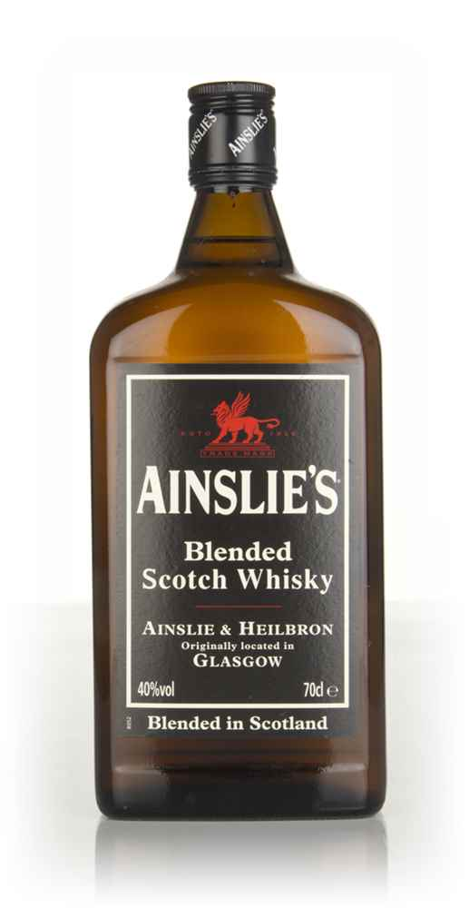Ainslie's Blended Scotch Whisky - 1990s