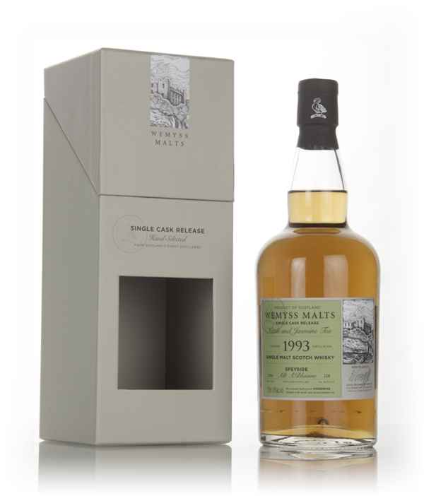 Nettle and Jasmine Tea 1993 (bottled 2016) - Wemyss Malts (Allt-á-Bhainne)